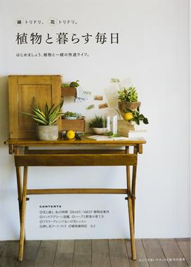植物と暮らす毎日